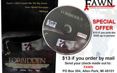 Forbidden – DVD