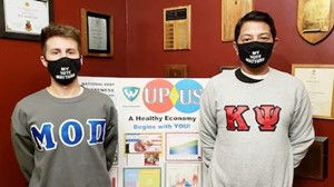 Student Pharmacists Diversity Council, FAWN join Kappa Psi Up to Us voting campaign